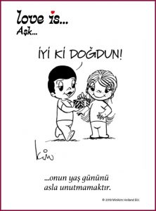 Love is… İyi ki Doğdun 02