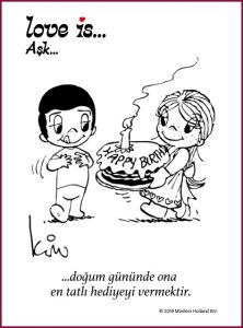 Love is… İyi ki Doğdun 04