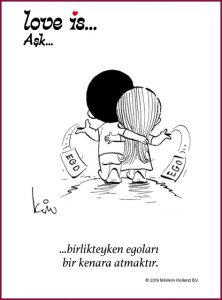 Love is… Özür 01