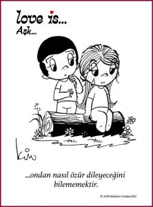 Love is… Özür 02
