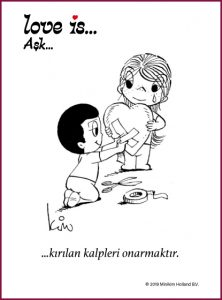Love is… Özür 05