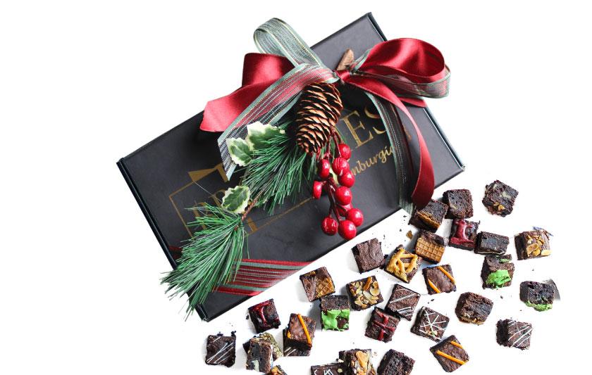 Yeni yıl özel hediye kutusu