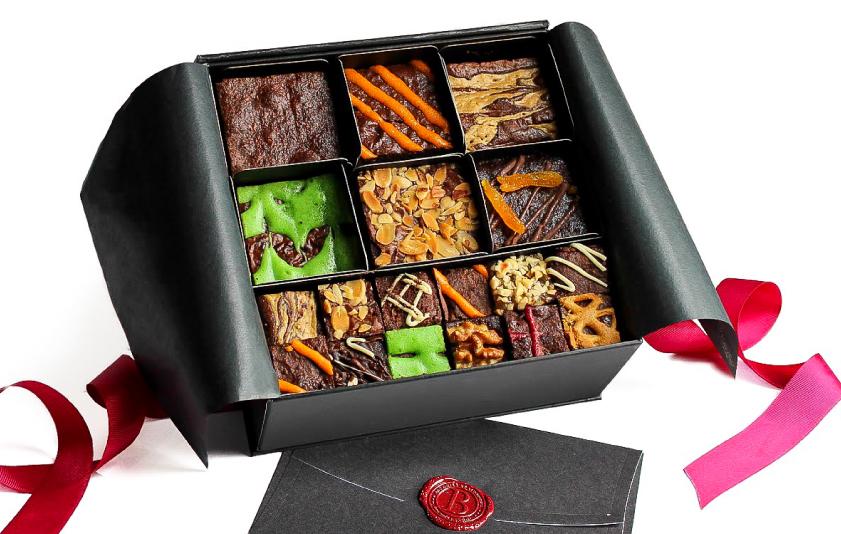 Brownies by Limburgia hediyelik metis kutusu