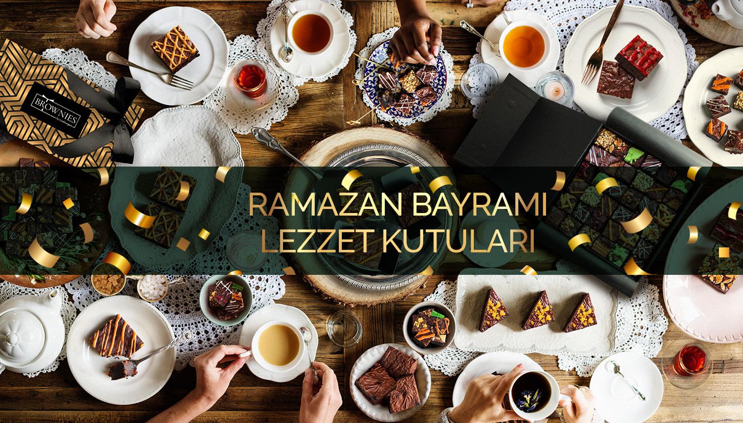 Ramazan bayramı en tatlı hediye kutusu